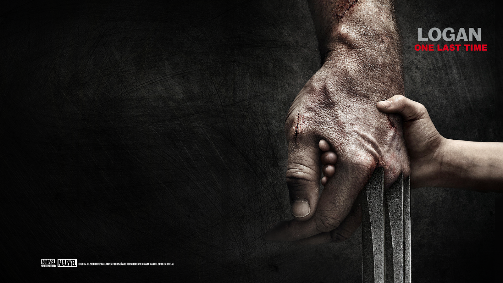 Logan 2017 Movie Hd Wallpaper: Advertise