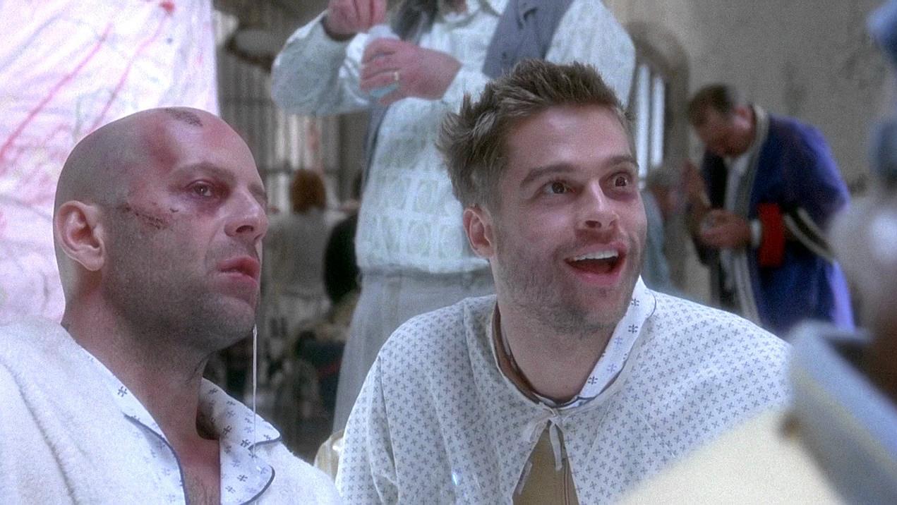 Twelve Monkeys (1995) – Mystery, Sci-fi, Thriller